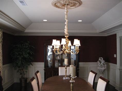 74 best images about tray ceilings on pinterest ceiling on addition tray share dining room addition