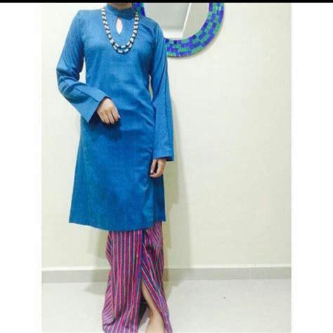 baju kurung cekak musang muslimah fashion on carousell