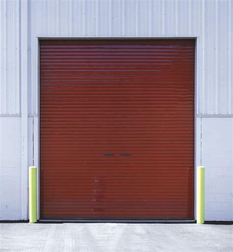 roll up insulated overhead doors insulated roll up garage doors