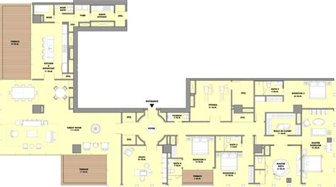 ritz carlton floor plans ritz carlton residences floor plans bangkok thailand