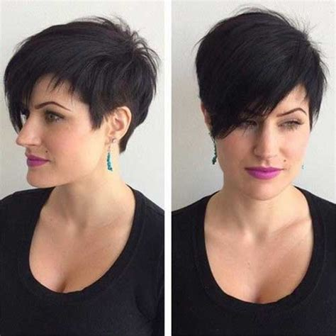 edgy dark hairstyles dark edgy pixie hairstyle love and sayings