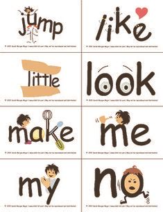 snap cards in spanish sight words with visual cues great for english language