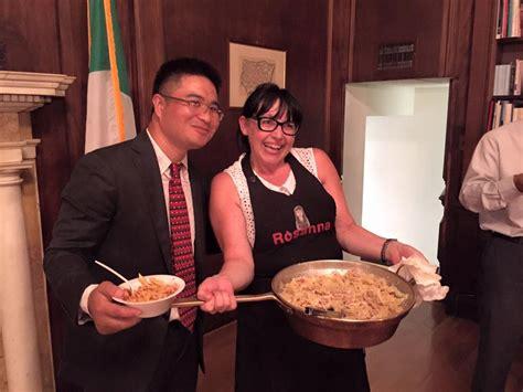 lavorare al consolato italiano pasta party al consolato italiano a new york ci pensa