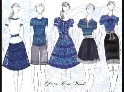 design clothes pictures fashion design sketches youtube