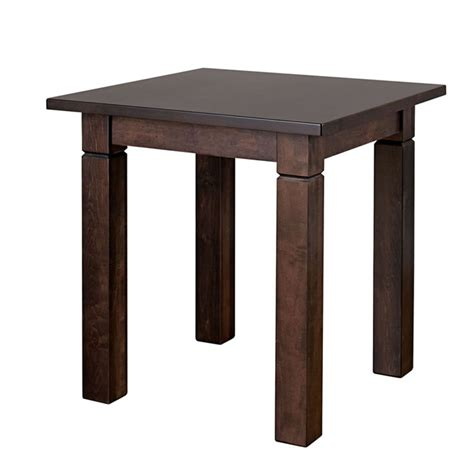 Pub Bar Table Tamarisk Pub Table Home Envy Furnishings Solid Wood Furniture Store