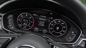 Audi A4 Dashboard Audi A4 Saloon Interior Dashboard Satnav Carbuyer