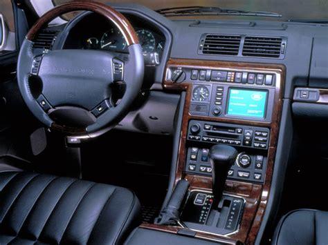 2000 land rover inside używany range rover p38 1995 2002 autokult pl