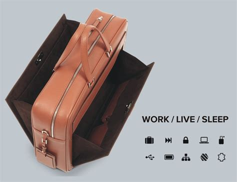 smartest in the world the wingcase the smartest briefcase in the world 187 gadget flow
