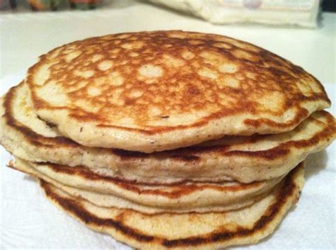 1 protein scoop of oats herbalife protein pancakes 4 egg whites 1 4 cup of rolled