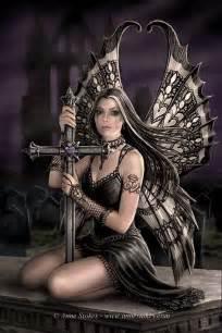 Pics photos night flowers gothic fairy gothic fairies gothic flowers