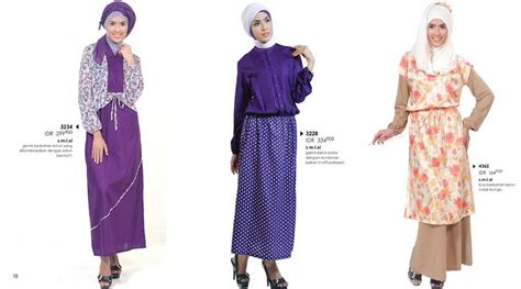 gambar desain baju muslimah gambar model busana kerja muslimah freewaremini