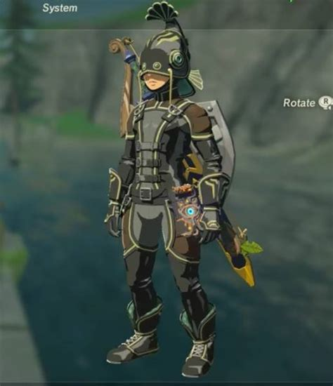 The Legend Of Rubber the legend of breath of the rubber armor set guide the legend of breath of