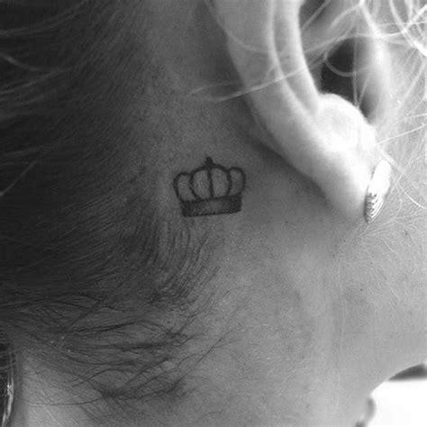 10 kreative krone tattoos ideen f 252 r frauen 187 tattoosideen com