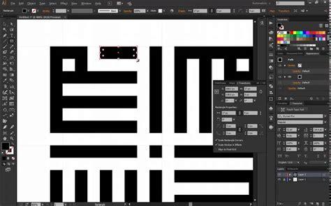 tutorial kaligrafi kufi cara trace khat kufi youtube