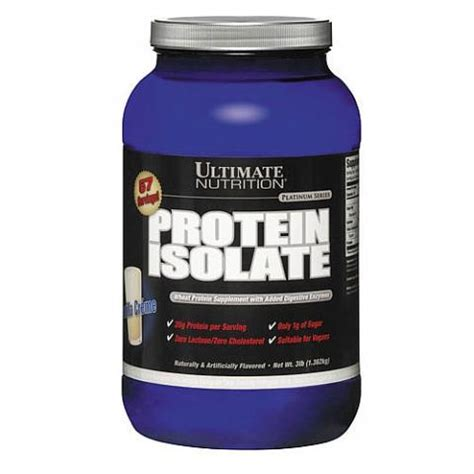Whey Protein Isolate Ultimate Ultimate Nutrition Isolate Whey Protein 1300 Gm Buy