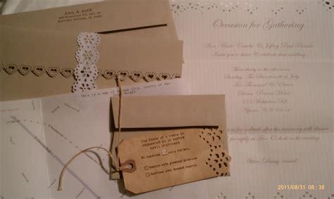 diy vintage wedding invitations diy vintage inspired wedding invitations