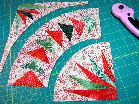 Piecing Quilts by Canton Quilt Works Did Someone Say Paper Piecing