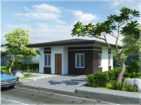 Philippine Bungalow Homes Mediterranean Design Bungalow Type House Philippines Types