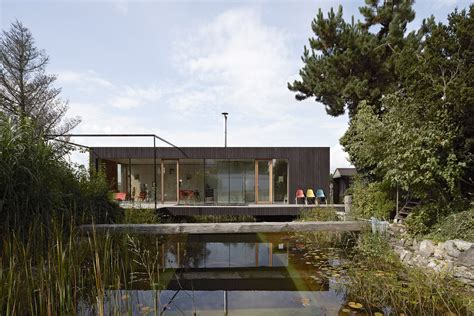 the pond house house at the pond hpsa archdaily