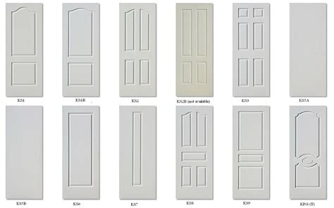 White Wood Interior Doors Ec21 Hdf Moulded Door