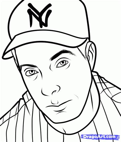 yankees coloring pages printable yankees coloring page coloring home