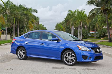 sentra nissan 2014 2014 nissan sentra sr review top speed