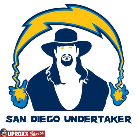 nfl team chargers nfl logos reimagined as professional wrestlers photos