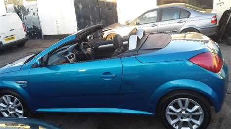 2005 vauxhall tigra 2 seater convertible dudley dudley