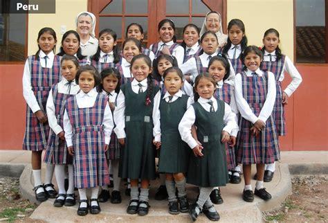 school multiethnic girls different uniform school uniforms around the world school uniforms