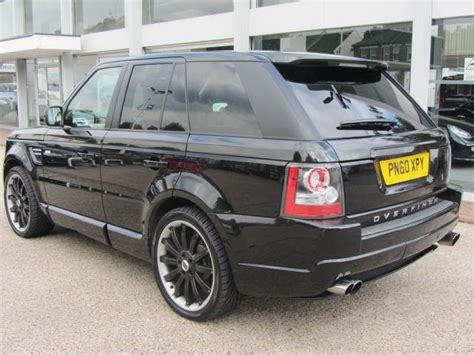 used 2010 land rover range 4x4 sport 3 0 diesel for sale