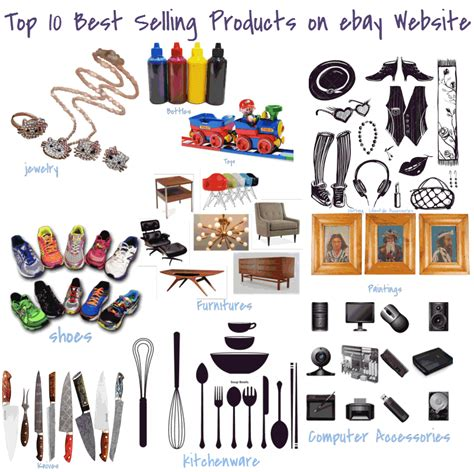 top products sold on ebay top 10 best selling products on ebay