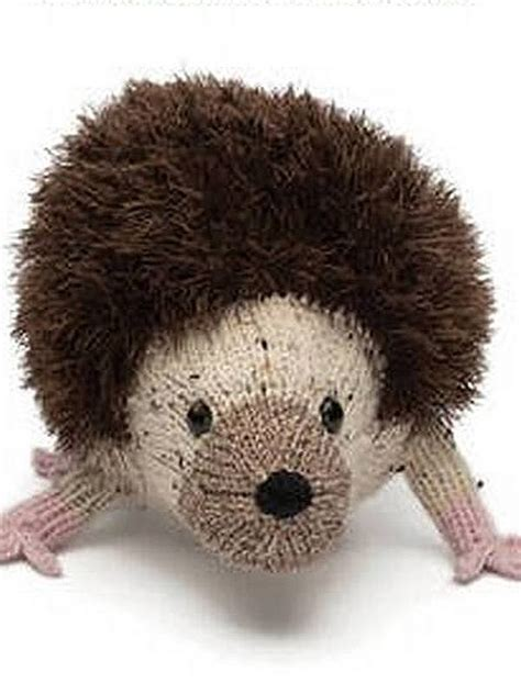 laughing hens knitting patterns hedgehog knitted woodland creatures laughing hens