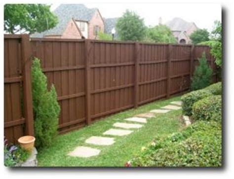 wood fence paint colors we several styles to choose from and options such as steel posts