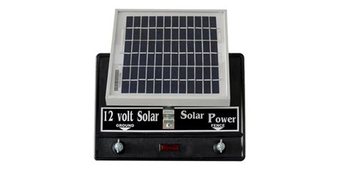 solar fence chargers solar fence chargers 10 best solar powered electric fence