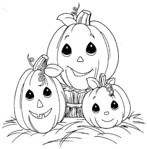 silly pumpkin coloring pages halloween disegni da colorare zucche