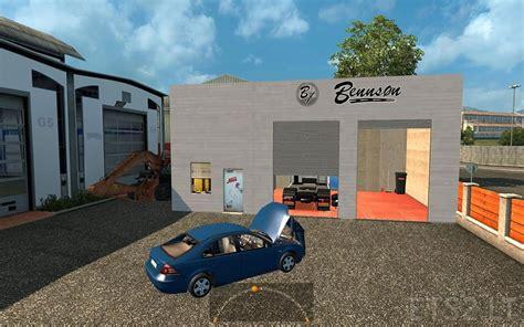 large garage large garage spt service ets2 version 1 22 xx large garage spt service ets2 version 1 22 xx ets 2 mods