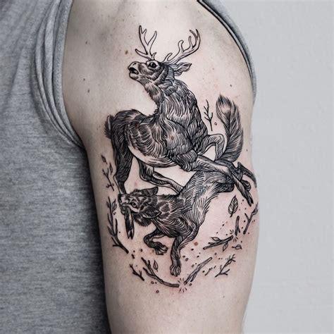 fine line tattoo artists line artist creates detailed black ink