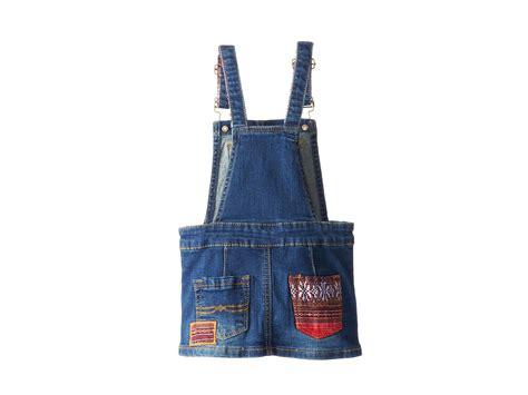 Lucky Brand Patchwork - lucky brand patchwork denim skirtall toddler