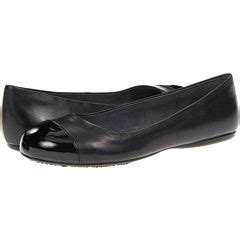 comfortable black flats with arch support softwalk napa flats with arch support fashion likes