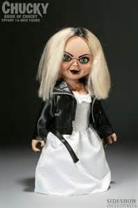 childs play tiffany 14 quot bride of chucky vinyl doll