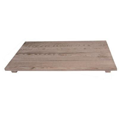 mensola legno grezzo mensola h 233 ritage legno grezzo dim 60x35 cm mensole