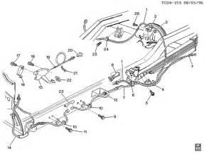 Jb5 Brake System Parking Brake System