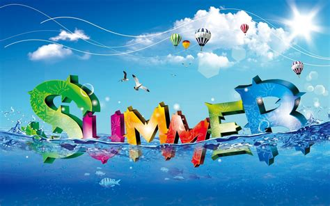 Summer Themes | wallpapersku summer windows 7 themes