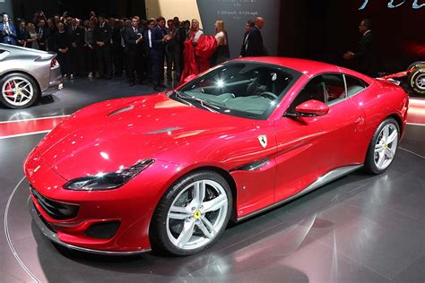 Ferrari News by Ferrari Makes It Official With Frankfurt Debut Of New