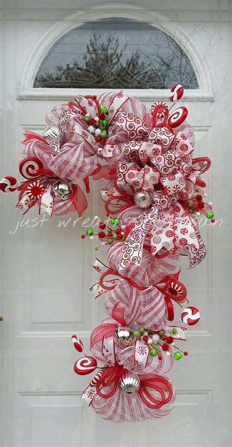 adding deco mesh last minute to xmas tree best 25 wreath ideas on ideas