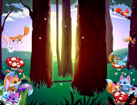 background jam animal jam graphic central backgrounds