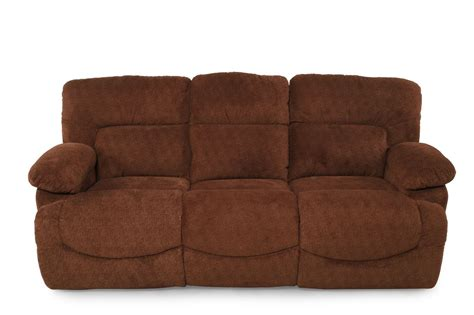 la z boy sofa la z boy asher caramel recliner sofa mathis brothers