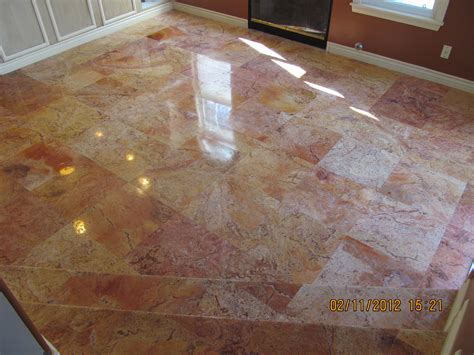 types of stone floor finishes fuller stone care