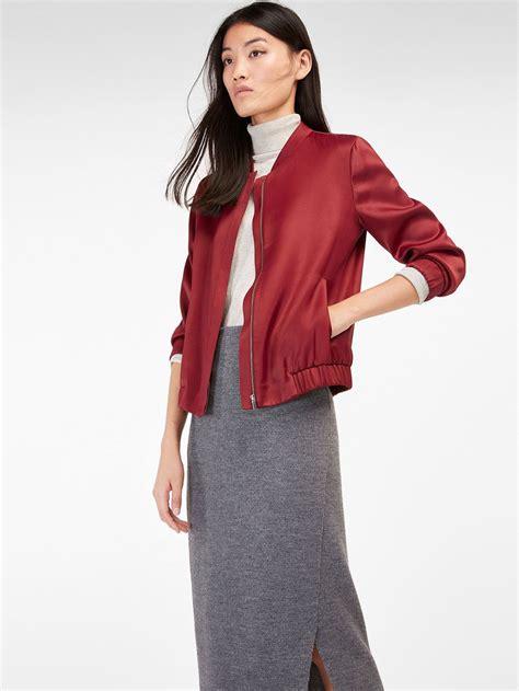chaqueta cuero massimo dutti chaqueta mujer massimo dutti chaquetas de moda para la