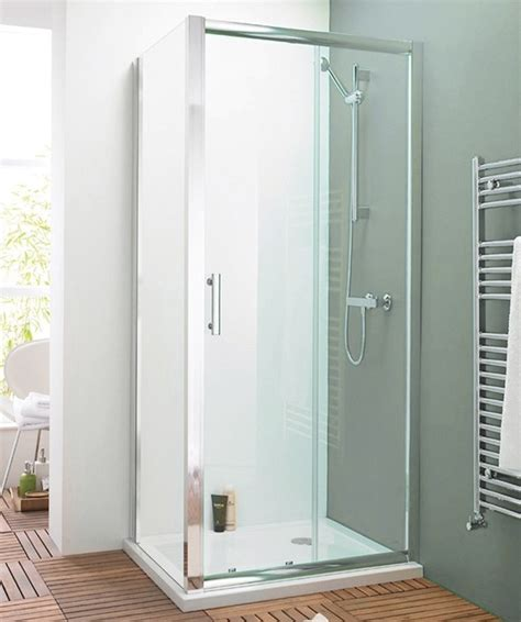 Image Ultra Shower Door Ultra Pacific Sliding 1600mm Sliding Shower Door Sliding Doors Shower Enclosures Showers